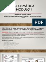 Informática Modulo I