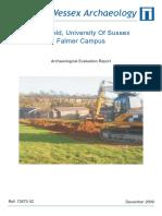 Northfield, University of Sussex Falmer Campus