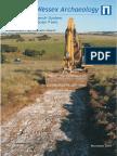 Salisbury Plain Trench System, South of Baden Down Farm, Wiltshire