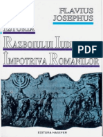 Josephus Flavius - Istoria Razboiului Iudeilor Impotriva Romanilor