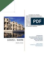 Louis i Kahn Informe