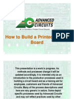 PCB Manufaturing Tutorial Pag 1