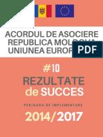 3 ani de la lansarea implementării Acordului de Asociere