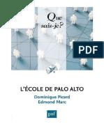 Dominique Picard_L'École de Palo Alto,_2ème_édition