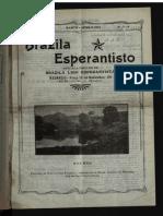 Brazila Esperantisto, Marto-Aprilo 1922