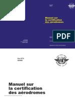 Manuel Sur La Certification Del Aerodromes