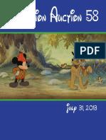 Animation Auction 58