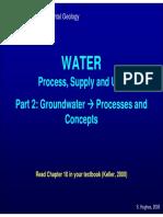 EG72 Groundwater