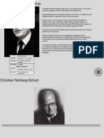 CHRISTIAN NORBERG-SCHULZ arquitecto noruego