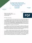 Sec. Bennett Letter to DAs Re OAT - 8-31-17