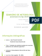apresentação de artigo - Avaliação da resistência química de Concretos Poliméricos em ambientes agressivos.pdf