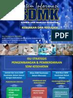 Kebijakan & Regulasi SISDMK Jatim Mei 2016.pptx