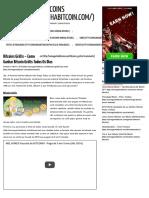 Bitcoins Grátis Todos Os Dias - Faucets, Vídeos e Tarefas!.pdf