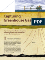 Capturing Greenhouse Gases-2000