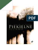 [Historical Novel] Higuera La de Luis - Piekielne Relikwie