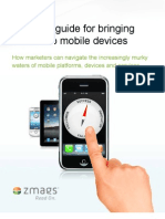 Digital Magazines going Mobile - White Paper