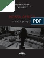 Nossa africa - ensino e pesquisa - E-BOOK.pdf