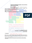 Politicas de Transicion en America Latina