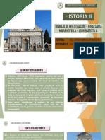 Santa Maria Novella. Historia Stefany.