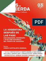 Ideas de Izquierda 03, 2013