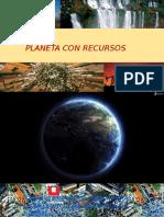 Planeta Con Recursos