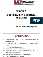 Sesion 7 - Legislacion Ambiental