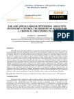 Use and Applicatios of Optimizing Selective Inventory Control Techniques of Spares for a Chemical Processing Plant-2