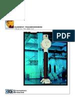 72.5 - 420kV Current Transformer Brochure