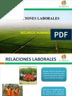 2. Relaciones Laborales