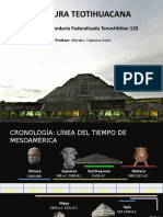 Cultura Teotihuacana 2010