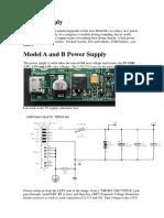 Power Supply Raspberry Pi 3 B[2]