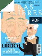 Raymond Aron: El compromiso liberal ı Índice Letras Libres México #225 / Letras Libres España #192