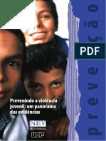Prevenindo a violência juvenil