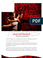 Voces Del Flamenco