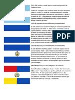 HIstoria Bandera de Guatemala