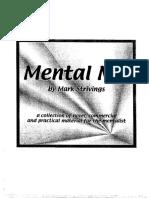 Mark Strivings Mental Mix