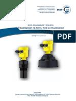 Vega Transmisores Ultrasonidos CP