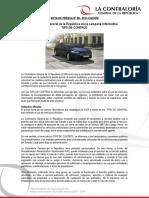 NP88-2017 | Contraloría General de la República inicia campaña informativa  TIPS DE CONTROL