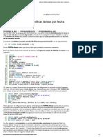 Eventos en MySQL (Planificar Tareas Por Fecha y Hora) – DonnierocK