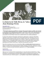 La Historia de Nelly Rivas