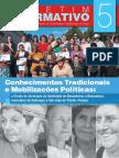Boletim Informativo Benzedeiras