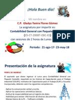 ENCUADRE DE ESPECIALIDAD