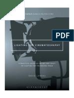 Magnificent David Landau Lighting For Cinematography Pdf Light Lens Optics Wiring 101 Israstreekradiomeanderfmnl