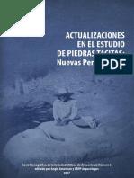 Actualizaciones en el estudio de piedras tacitas