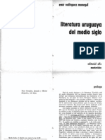 Rodríguez Monegal, Emir - Literatura uruguaya del medio siglo