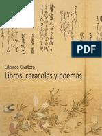 Libros, caracolas y poemas