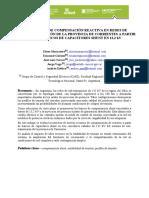 Estudio de Compensación Reactiva en La Provincia de Corrientes (Manassero)