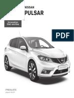 Pulsar Preisliste