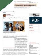 Gould e a Derrubada Das Teses Racistas, Por Luis Felipe Miguel _ GGN