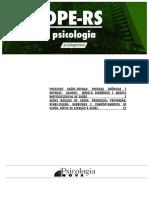DPERS Psicologia 03 Psicologia Nova